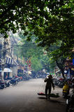 Street Life in Ha Noi - Viet Nam Stock Photography