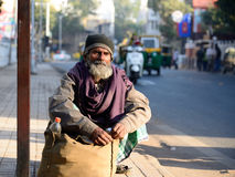 Street life in India Royalty Free Stock Photography