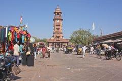 Street life of the Jodhpur , the blue city Stock Photography