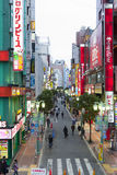 Street life in Shinjuku Stock Photography