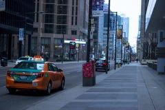 Street Life. Streets of Toronto Stock Photography