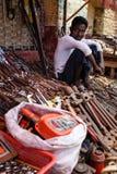 Street Life - Yangon, Myanmar Stock Photography