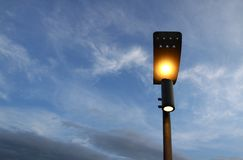 Street Light Royalty Free Stock Photography