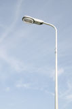Lamp post electricity industry Royalty Free Stock Photos
