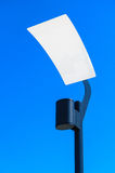 Street light lamp panel Stock Image