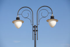 Street light lamp post Stock Photo