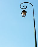 Street-light lantern Stock Images