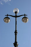Street light, Moscow. Russia stock photo