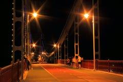 Street Light, Night, Infrastructure, Light Stock Image