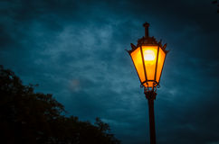 Street light, Palma Stock Photo