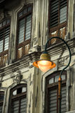 Street light, Penang, Malaysia Stock Photo