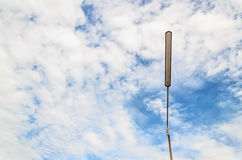 A street light pole Stock Image