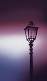 Street light pole. royalty free stock photos
