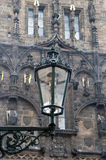 Street Light Prague Stock Images
