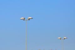 Street lighting. Royalty Free Stock Photos