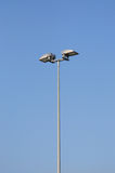 Street lighting. Stock Image