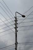 Street lighting lantern Royalty Free Stock Images