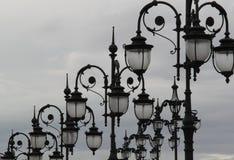 Street lighting, lantern. Street lighting in the sky, lantern royalty free stock images
