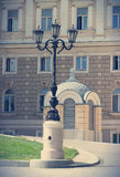 Street lighting Royalty Free Stock Images