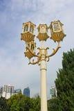 Street lighting Stock Photography