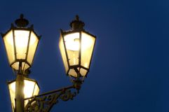 Street lights Royalty Free Stock Photo