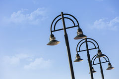 Street Lights Royalty Free Stock Photography