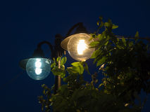 Street lights Royalty Free Stock Image
