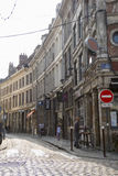 Street in Lille Stock Images