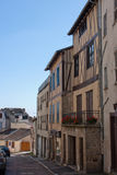 Street of Limoges Royalty Free Stock Image