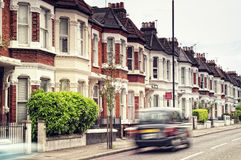 Street in London Royalty Free Stock Images
