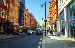 Street of London Royalty Free Stock Photography