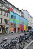 Street in Lucerne, Switzerland. Stock Images