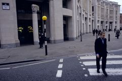 Street, Ludgate Hill, London Stock Photo