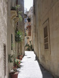 Street in Malta Royalty Free Stock Photo