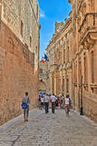Street Of Malta Royalty Free Stock Image