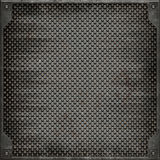 Street manhole cover (Seamless texture) Royalty Free Stock Photography