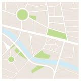 Street map Stock Photos