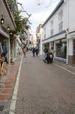 Street in Marbella Stock Image
