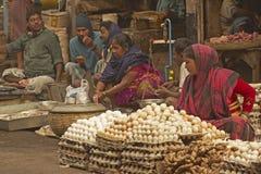 Street Market Royalty Free Stock Image