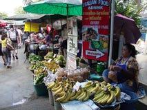 Street market. Stock Image