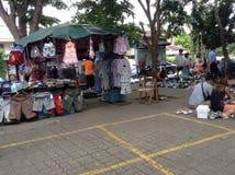 Street market Royalty Free Stock Photography