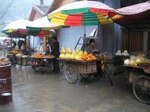 Street Market China Royalty Free Stock Image