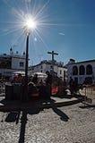 Street market at Fuenteheridos (Huelva) 14 Royalty Free Stock Images