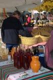 Street market at Fuenteheridos (Huelva) 19 Stock Photo