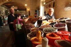 Street market in Georgia Stock Photos