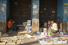 street market India Stock Image