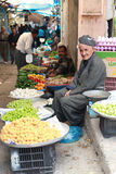 Street Market in Iraq Royalty Free Stock Photos