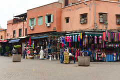 Street market, Marrakesh Stock Photography