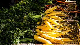 Street market place. Vegetables and spices. Royalty Free Stock Photos