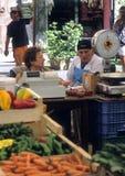 Street market in Rome, Italy Royalty Free Stock Photography